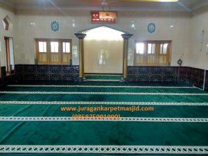 Harga Karpet Masjid Polos Meteran