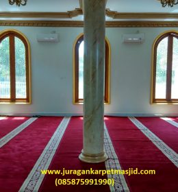 karpet masjid polos murah di jogja