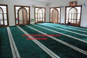 Sajadah Masjid Turki