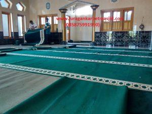 Beberapa Tipe Karpet Masji