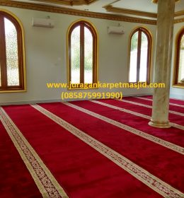 Karpet Masjid Berkualitas tinggi