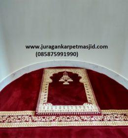 Karpet Masjid Bagus dan Berkualitas Tinggi
