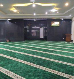 Harga Karpet Masjid Roll Polos