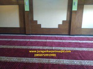 Karpet Masjid Polos