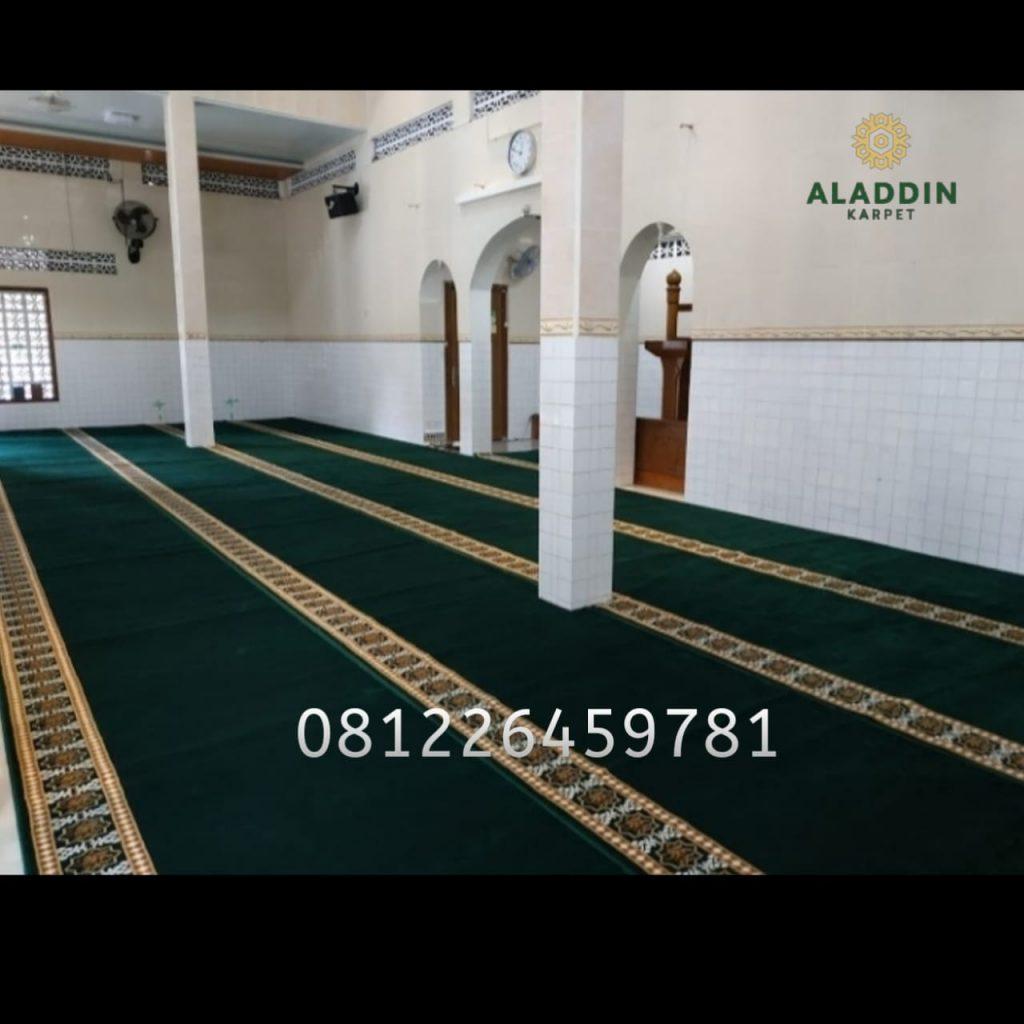 Gambar Karpet Masjid