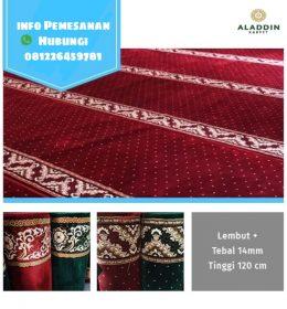 harga karpet masjid 2020