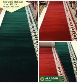Harga Karpet Masjid Ukuran 120 cm
