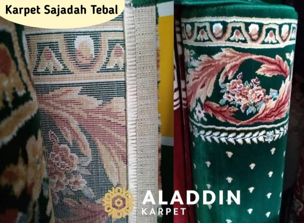 Karpet Sajadah Tebal