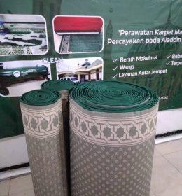 sajadah roll masjid