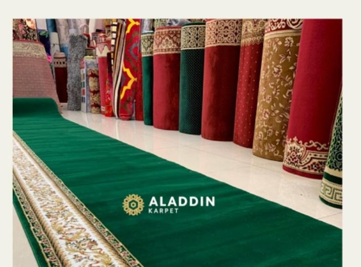 harga sajadah masjid