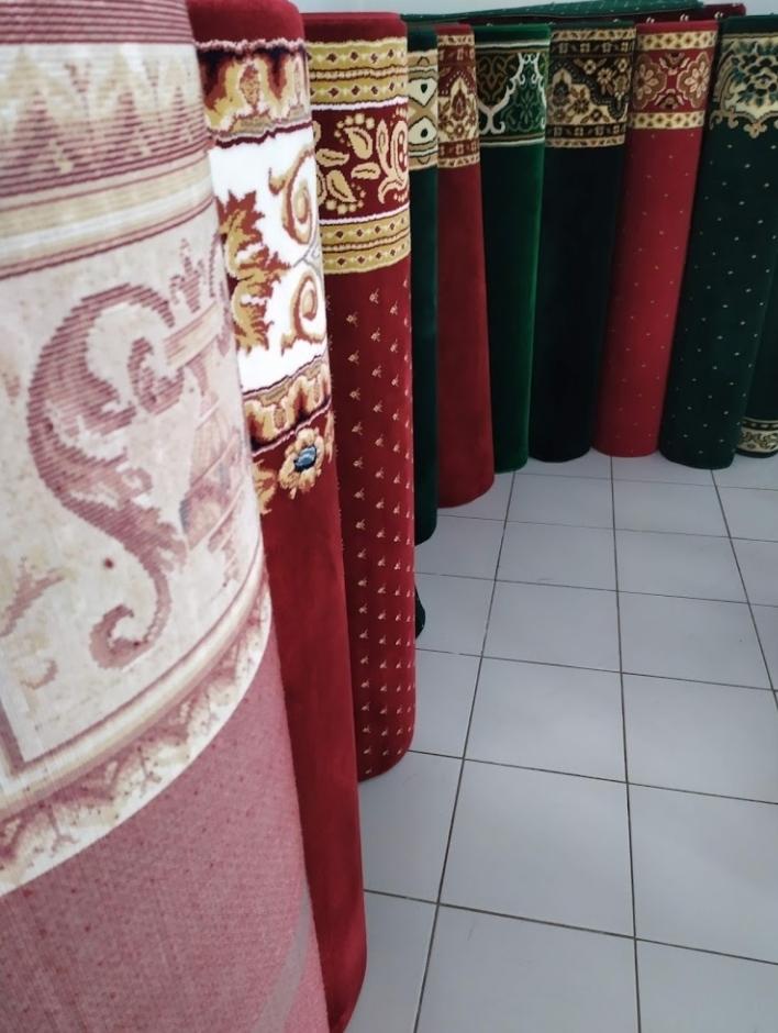 sajadah masjid meteran