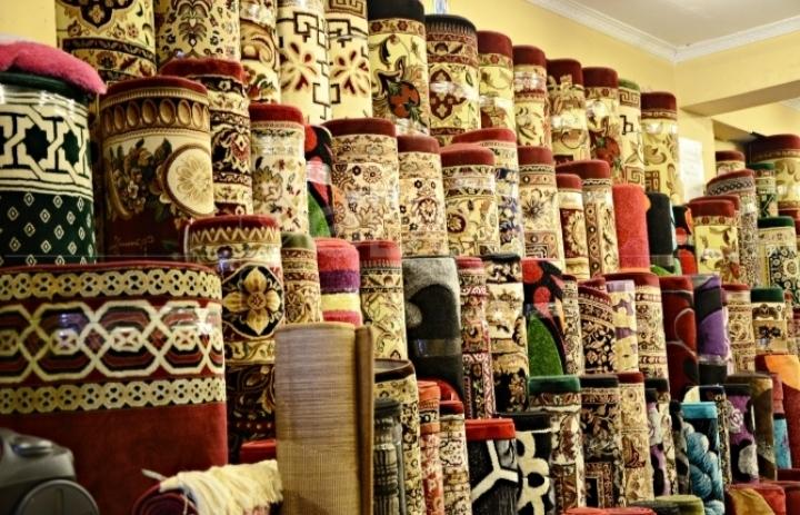 harga karpet mushola meteran