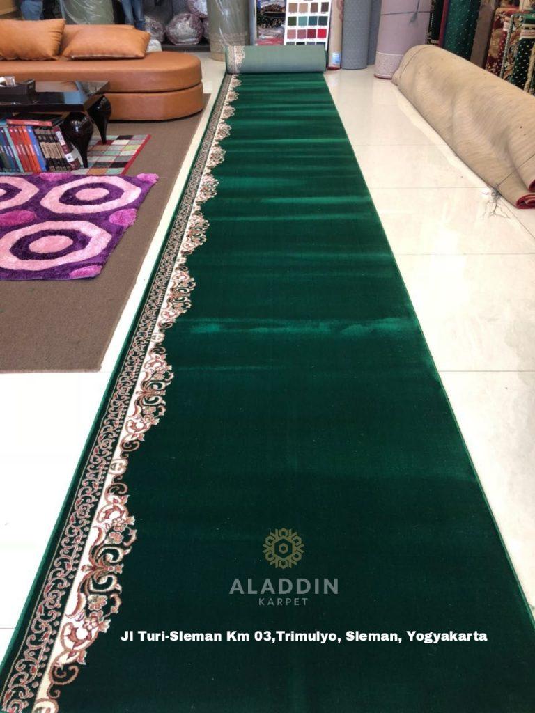 ukuran sajadah masjid