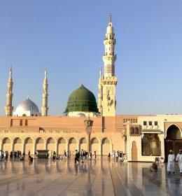 sajadah masjid nabawi