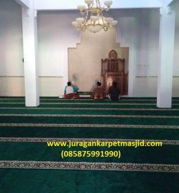 Beberapa Daftar Karpet Masjid