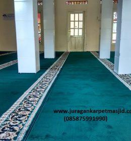 Juragan karpet Masjid
